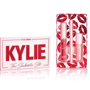 "kylie cosmetics ""soulmate set"" high gloss"